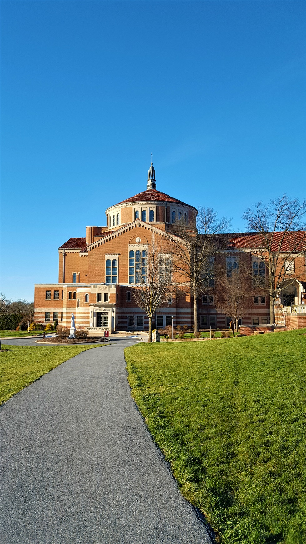 National Shrine of Saint Elizabeth Ann Seton